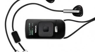 How to turn headset Nokia