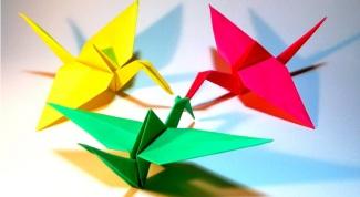 Как научиться делать оригами