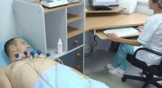 How to determine the arrhythmia.