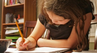 How to teach a child to write essays
