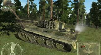 Как играть в Т-34 против тигра
