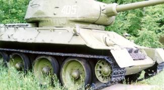 Как сделать макет танка