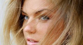 Как перекраситься из крашенной брюнетки в блондинку