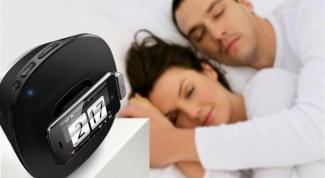 Как настроить будильник в Iphone