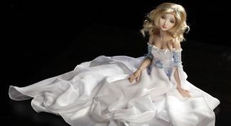 Как сделать восковую куклу