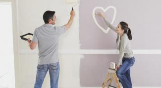 Как выровнять стену на кухне