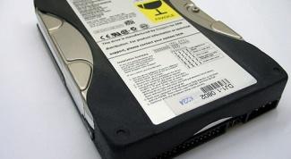 Как определить новый жесткий диск