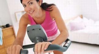Как накачать ноги на велотренажере