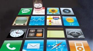 Как сворачивать программы в iPhone