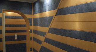 Как установить стеновые панели из ПВХ