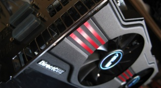 How to determine which video card in the laptop