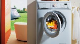 Как убрать плесень в стиральной машине
