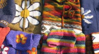 Как стирать изделия из шерсти