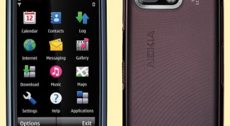 Как вернуть заводские настройки Nokia 5800