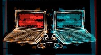 Как объединить два ноутбука в сеть