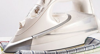 How to get rid of limescale in the iron
