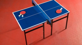 How to choose table tennis
