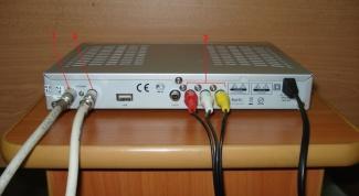 Как настроить кабельный ресивер