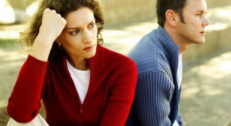 How to survive the departure of her husband from the family