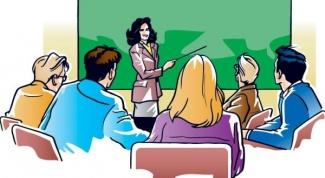 Как вести родительское собрание