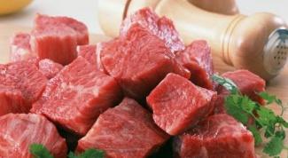 Как быстрее разморозить мясо