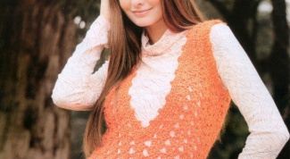 How to crochet armhole sleeves