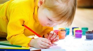 Как оформить уголок детского творчества