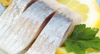 How to soak the herring