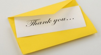 How to Express gratitude in a letter