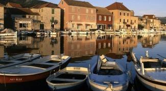 Как организовать отдых  в Хорватии