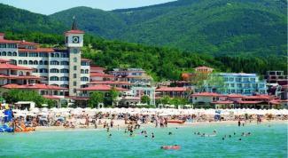 Как снять апартаменты  в Болгарии