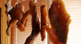 Как приготовить балык из рыбы