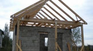 Как построить дом  из шлакоблока