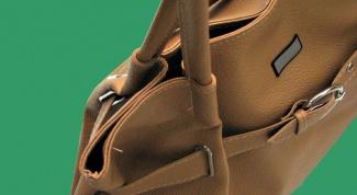 How to sew a zipper in a bag
