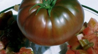 How to grow tomatoes black