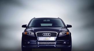 Как открыть багажник в Audi