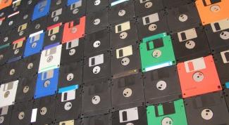 Как восстановить дискету