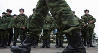 Как перевестись из одной воинской части в другую