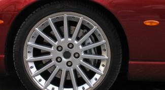 Как быстро снять колеса
