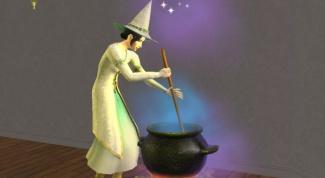 Как в Sims 2 стать ведьмой