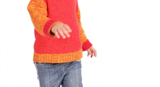 Как быстро связать свитер