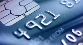 How to restore a Bank card