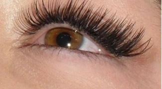 How to increase eyelashes beams