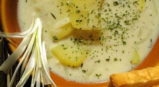 Как варить луковый суп