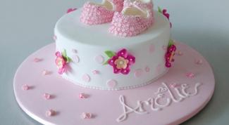 Как на торте сделать надпись