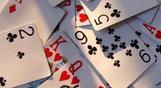 Как запомнить в игре карты