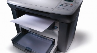 How to set up a printer via usb