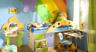Как нарисовать и спроектировать детскую комнату