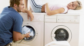 How to wash linen in the machine