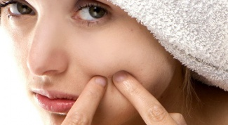 How to quickly remove redness from acne